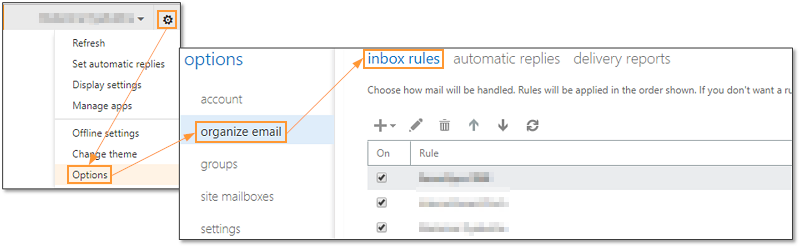 Outlook for Mac Rules