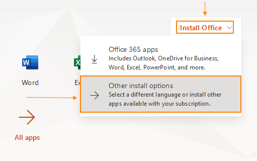 Other install options