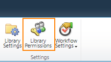 Librarypermissions