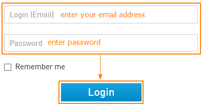 Login to ConnectID